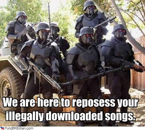 illegally-downloaded
