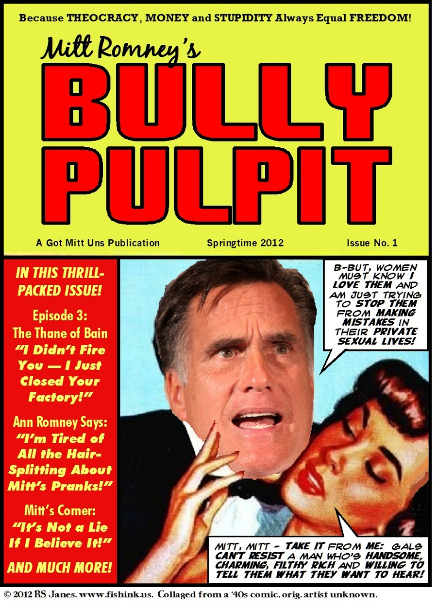 cartoon-romneys-bully-pulpit