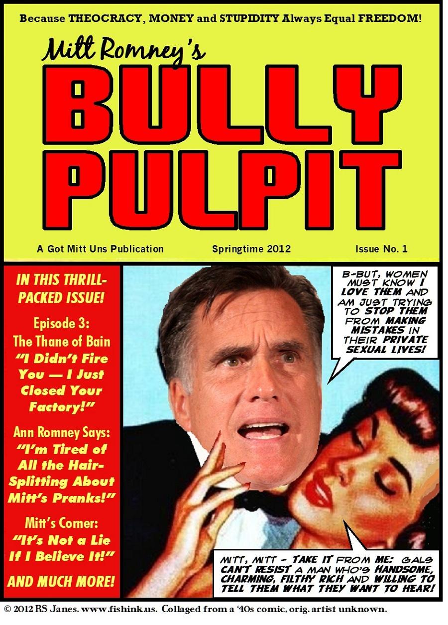 cartoon-romneys-bully-pulpit