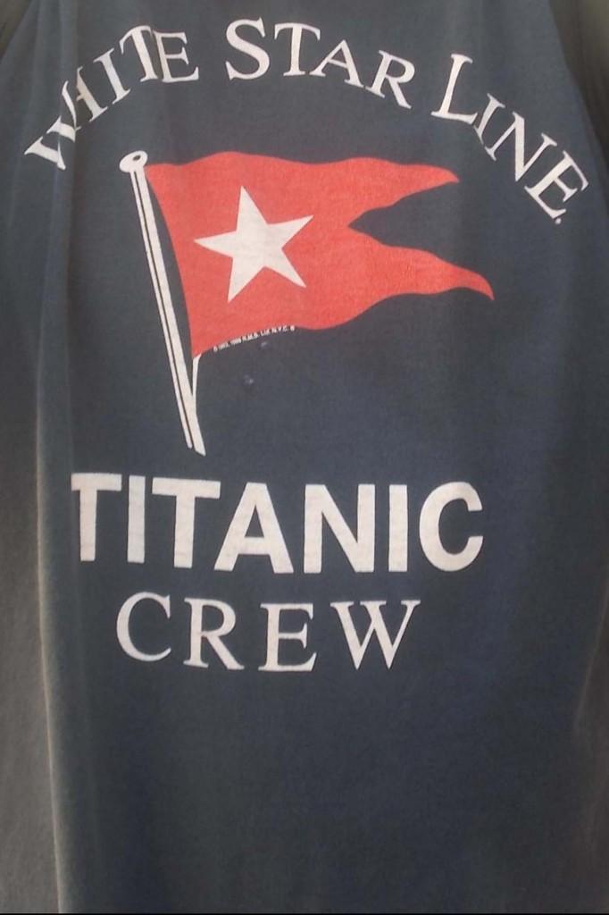 crop of Titanic