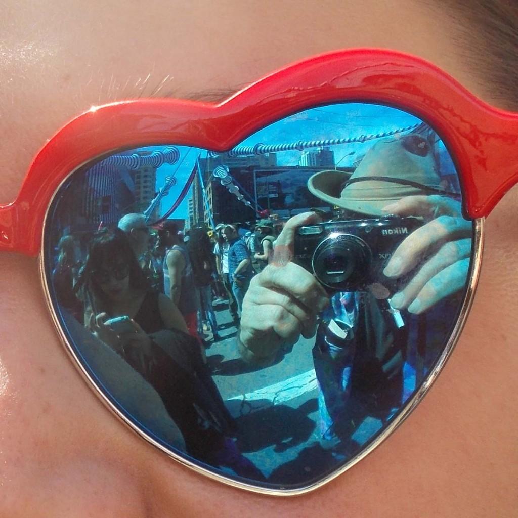 crop of Lolita glasses notched neg
